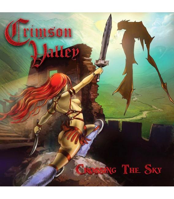 "CRIMSON VALLEY- ""CROSSING THE SKY"""