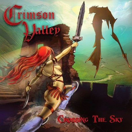 "CRIMSON VALLEY- ""CROSSING THE SKY"""
