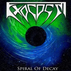 """EXOCOSM- """"SPIRAL OF DECAY"""""""