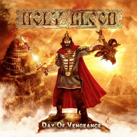 """HOLY BLOOD- """"DAY OF VENGEANCE"""""""