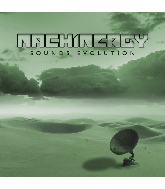 "MACHINERGY- ""SOUNDS EVOLUTION"""