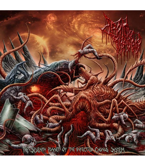 Drain Of Impurity -The seventh planet of the infected Cygnus system