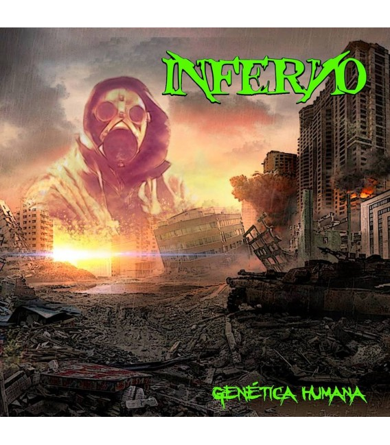 Inferno - Genética humana
