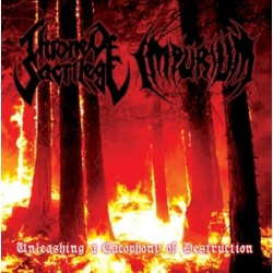 Throne Of Sacrilege / Impurium - Unleashing a cacophony of destruction