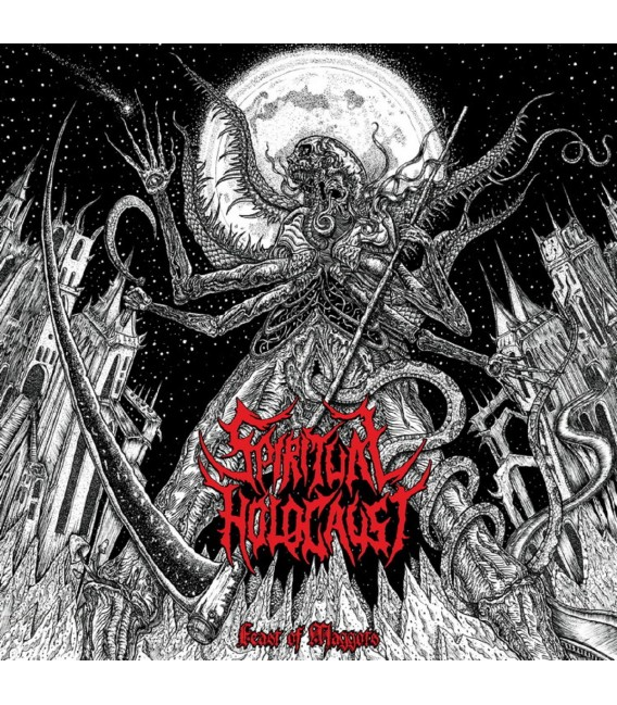Spiritual Holocaust - Feast of maggots