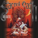 SACRED OATH- WORLD ON FIRE (DIGIPACK)