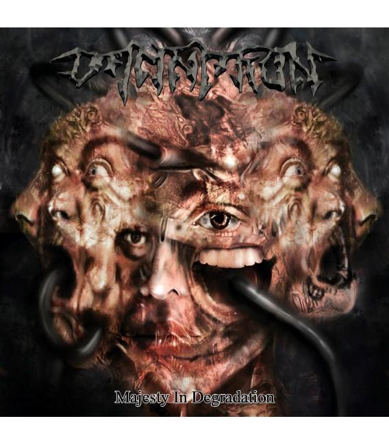 Damnation - Majesty in degradation