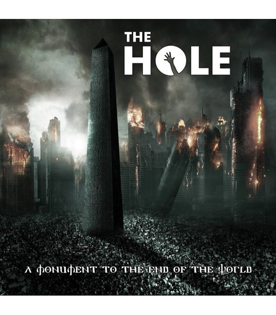 "THE HOLE- ""A MONUMENT TO THE END OF THE WORLD"""