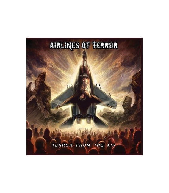 "AIRLINES OF TERROR- ""TERROR FROM THE AIR"""