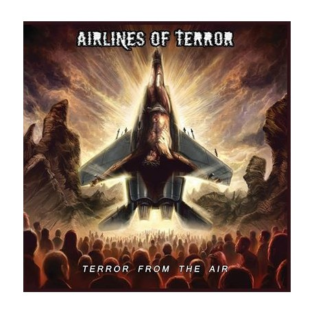"""AIRLINES OF TERROR- """"TERROR FROM THE AIR"""""""