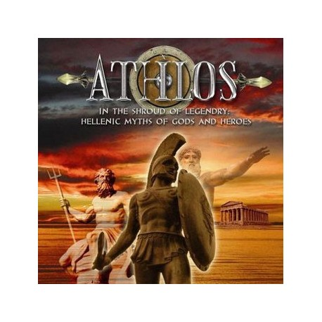 """ATHLOS- """"IN THE SHROUD OF LEGENDRY..."""""""