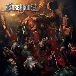 "BARBAROUS- ""MASSACRE IN A-MINOR"""