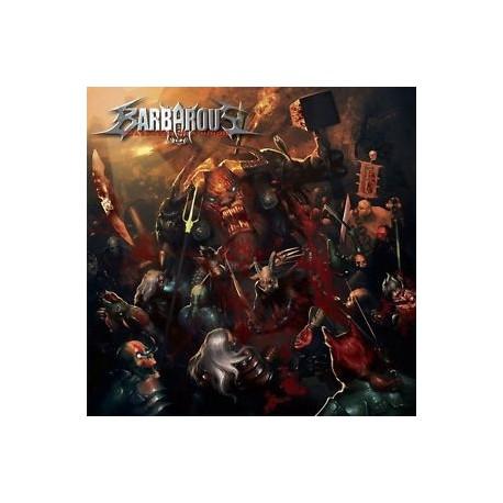 """BARBAROUS- """"MASSACRE IN A-MINOR"""""""