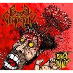 "CEREBRAL CONTORTION- ""BRAIN DAMAGE"""