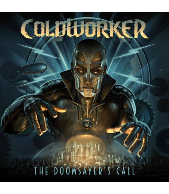 "COLDWORKER- ""THE DOOMSAYER'S CALL"""