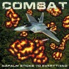 "COMBAT- ""NAPALM STICKS TO EVERYTHING"" 2CD"
