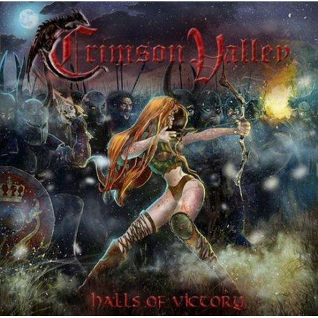"CRIMSON VALLEY- ""HALLS OF VICTORY"""